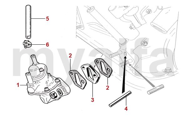 Alfa Romeo Remote Starter Diagram