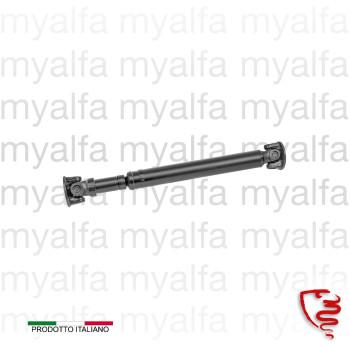 Kardanwelle Neuteil Spider / Junior Zagato, 9mm Bohrung, Made in Italy, Länge 660mm