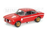 Alfa Romeo GTA 1300 Junior årg.1972, rød, 1:18 Minichamps