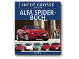 Das Grosse Alfa Spider bog, teilweise farbige Bilder, 218 side