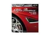 """bog """"Alfa Romeo 1910-2010"""" vo n M.Tabucchi, Editione G.Nada 320 side, englisch"""