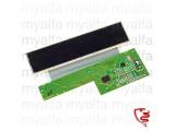 LCD Display für  Klimaautomatik Alfa Romeo 164/Super, original Bosch, guter Zustand